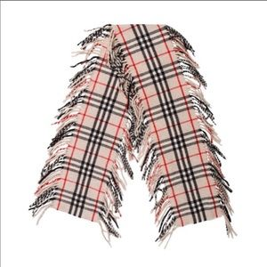 Burberry Happy Scarf